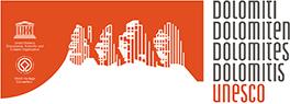 Logo Dolomites Unesco
