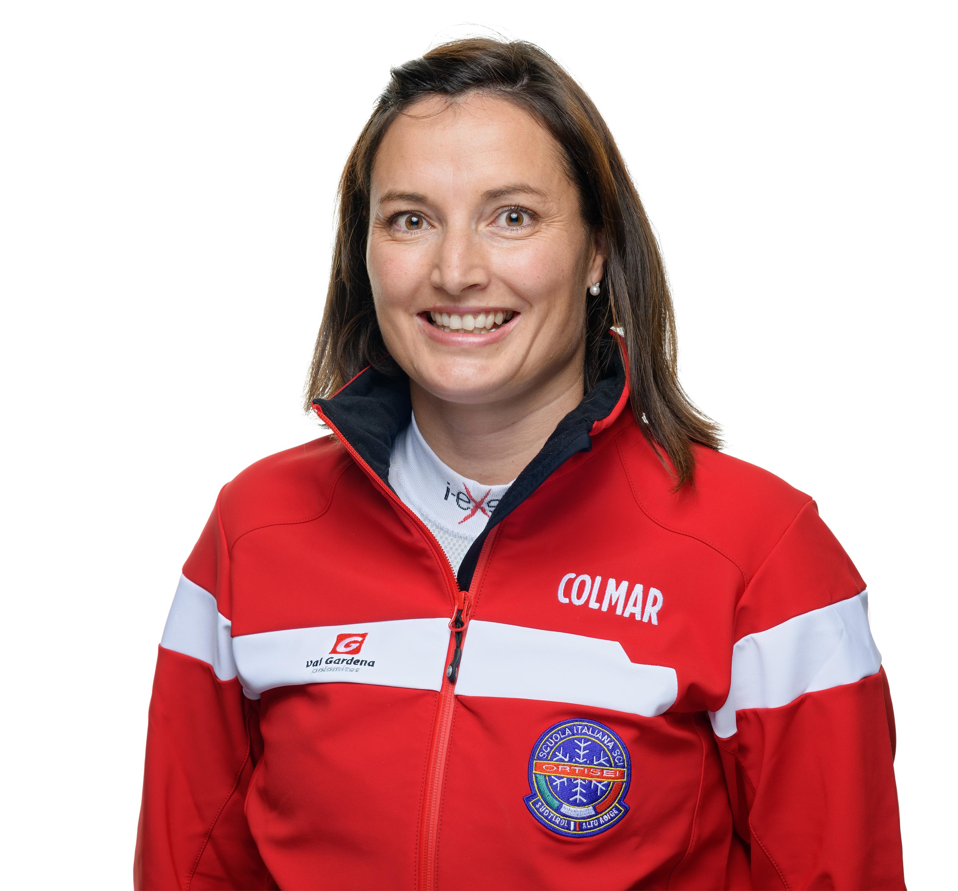 Ines Demetz - Apartments Dolomie - Skilehrerin/maestra di sci/ski teacher