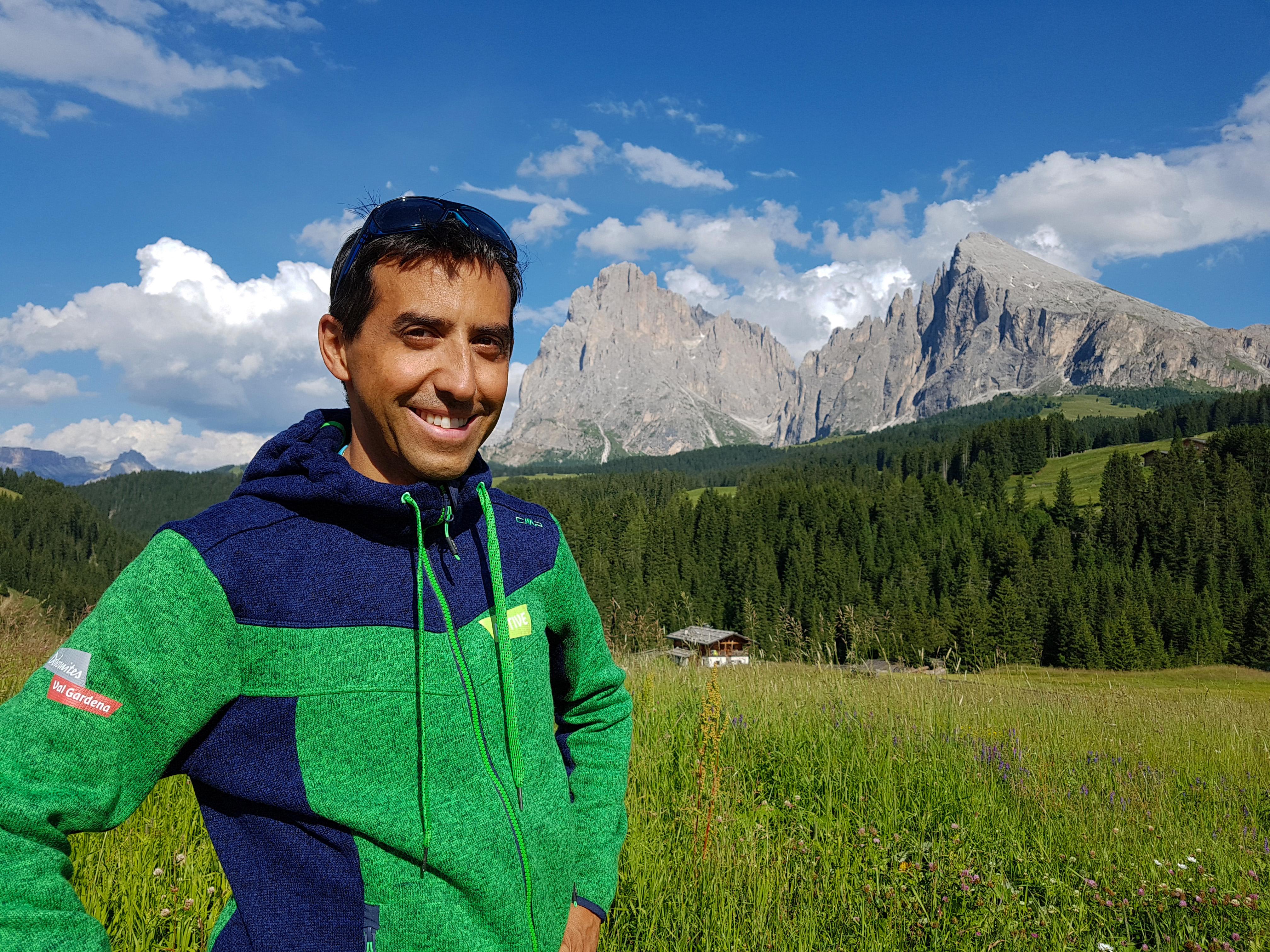 Patrick Stuflesser - Wanderführer - Guida di media montagna - Hiking guide